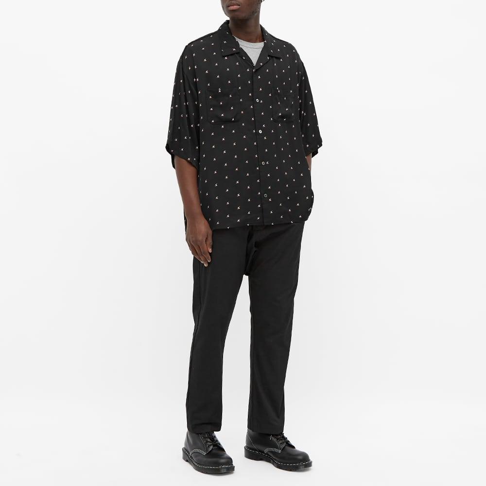 Undercoverism Oversized Vacation Shirt - Black