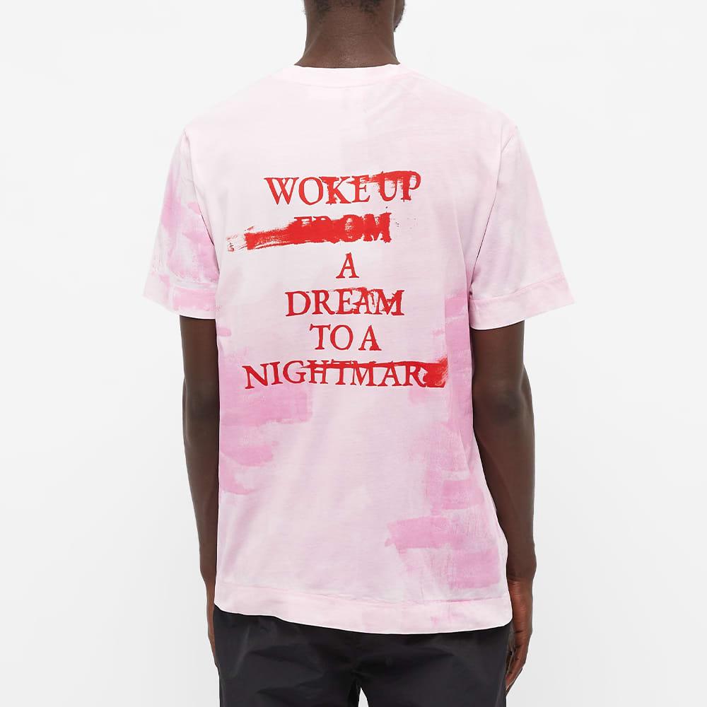 1017 ALYX 9SM Treated Nightmare Tee - Soft Pink