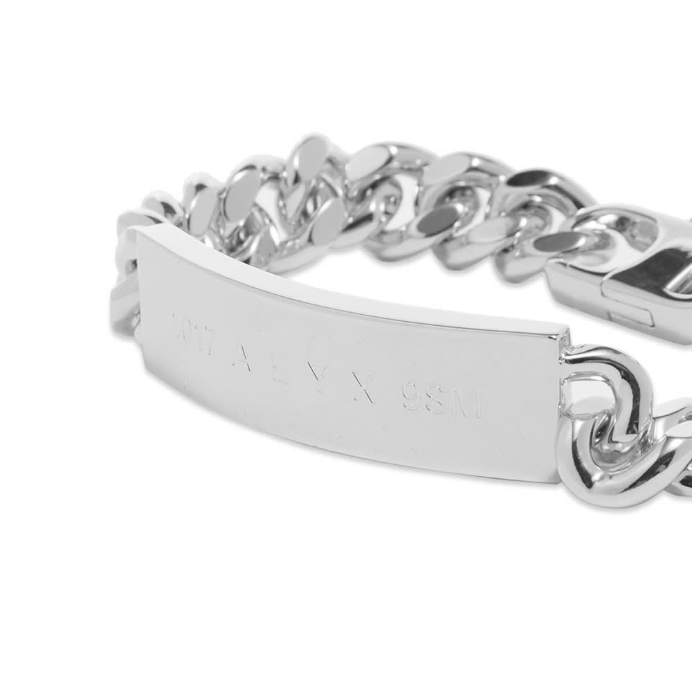 1017 ALYX 9SM ID Bracelet - Silver