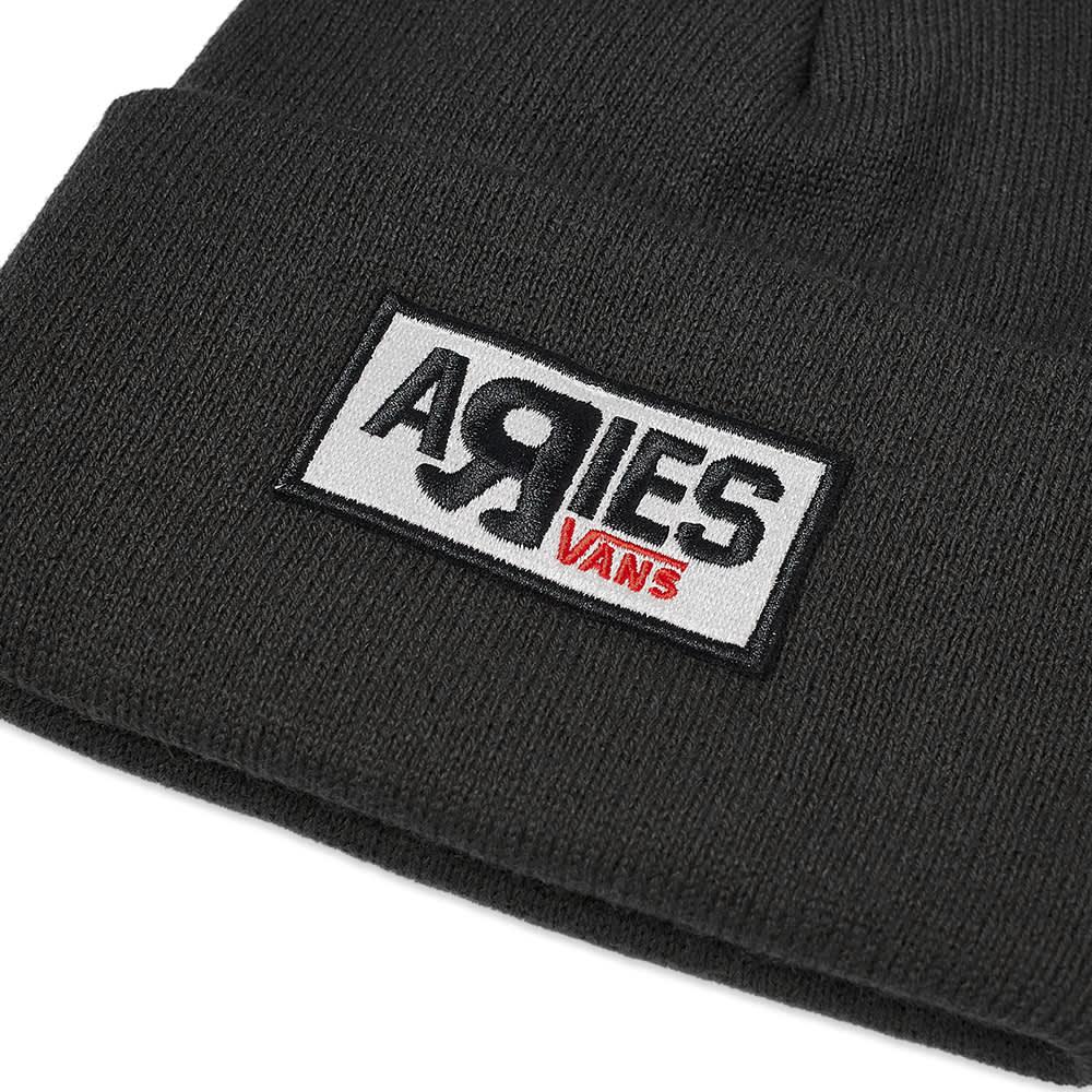 Vans Vault x Aries Logo Beanie - Black