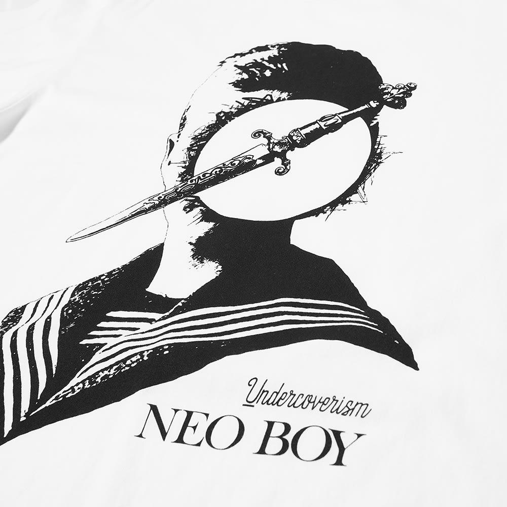 Undercoverism Neo Boy Tee - White