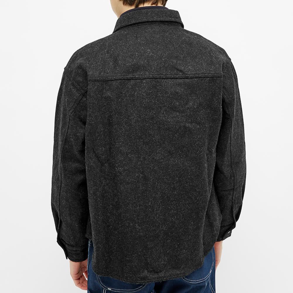 Futur Moon Overshirt - Charcoal