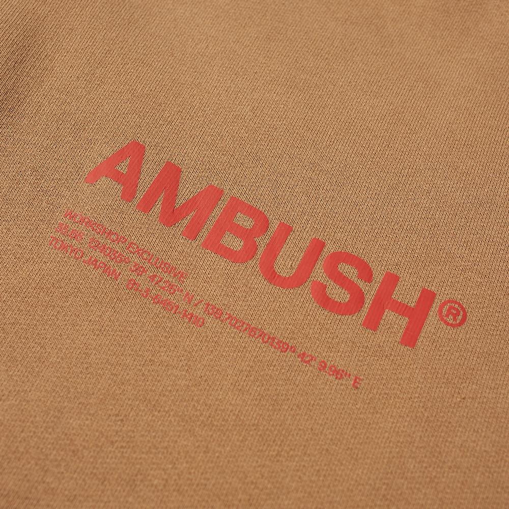 Ambush Logo Popover Hoody - Valiant