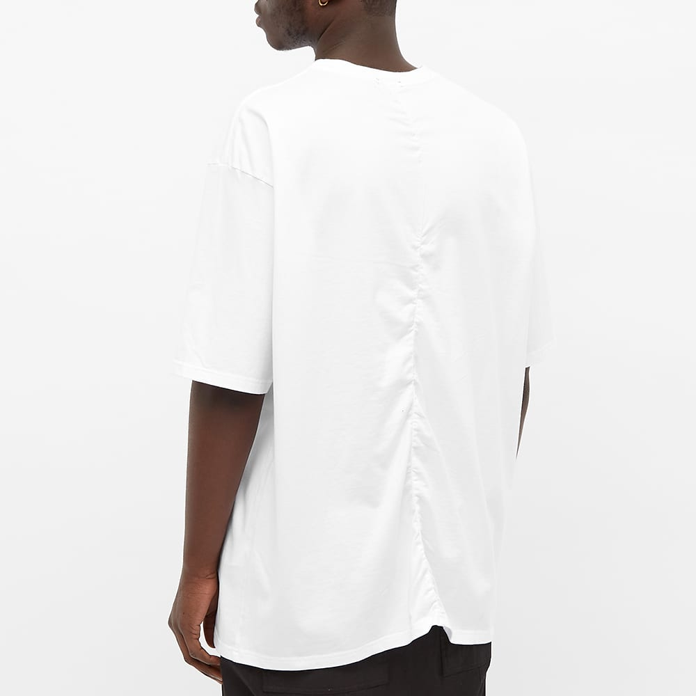 Undercoverism Back Detail Oversized Tee - White