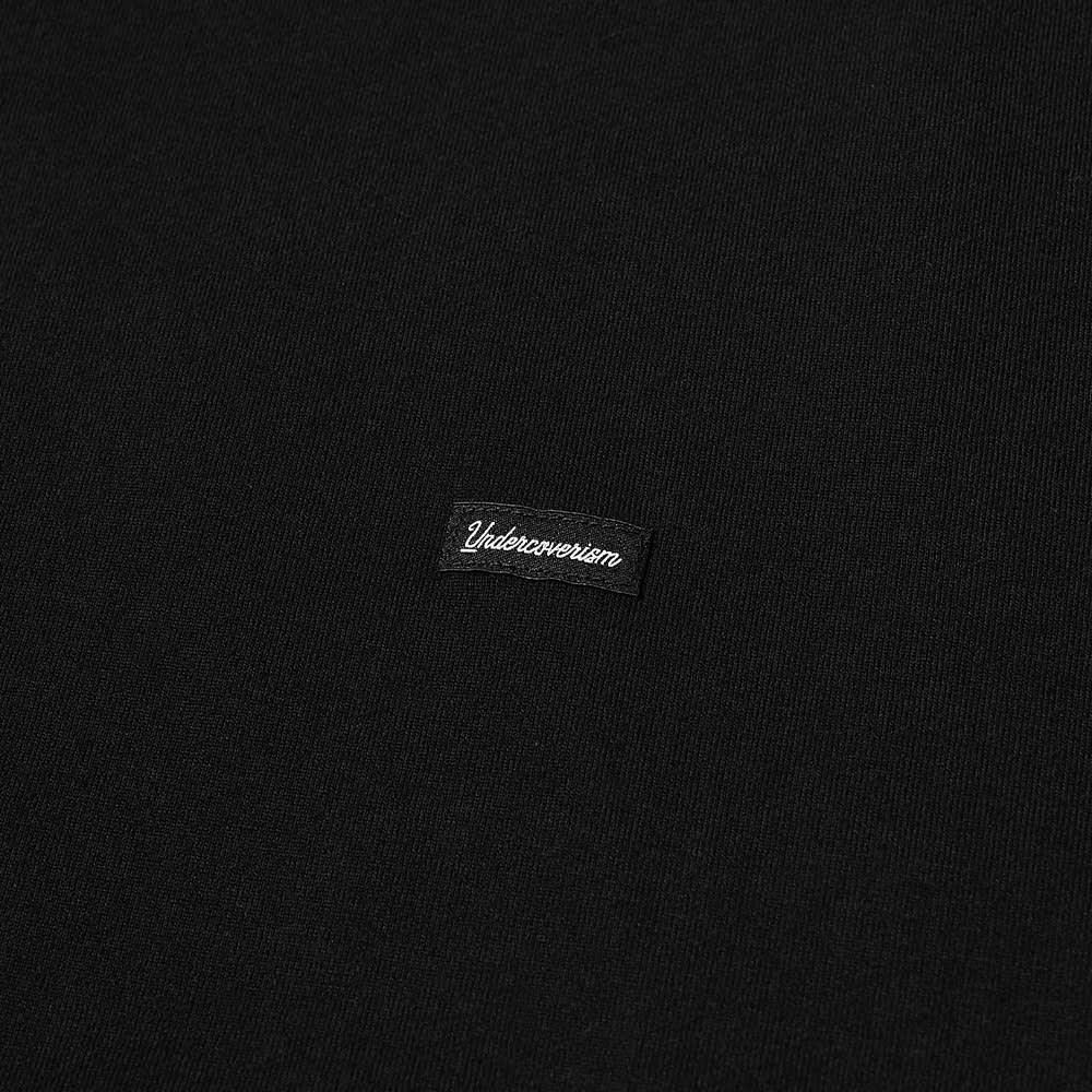Undercoverism Back Detail Oversized Tee - Black