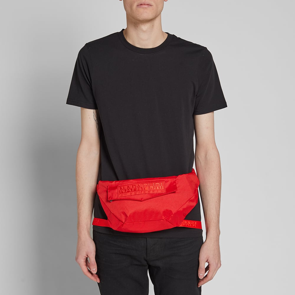 Napa by Martine Rose Peric Waist Bag - Red
