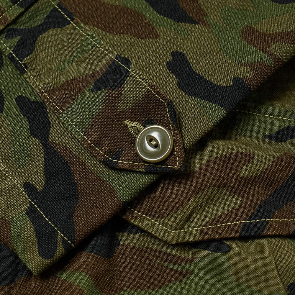 Save Khaki Woodland Camo Sportsman Jacket - Olive