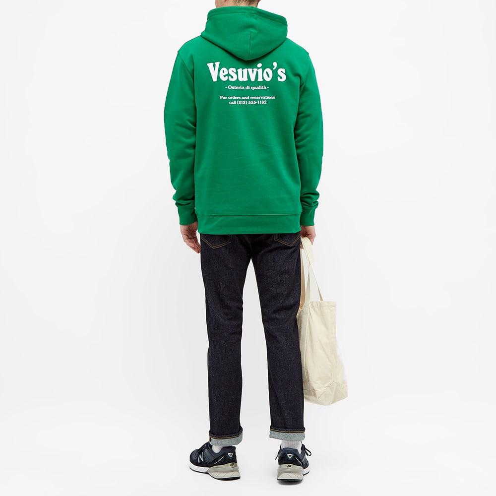 Harmony Vesuvio Hoody - Varsity Green