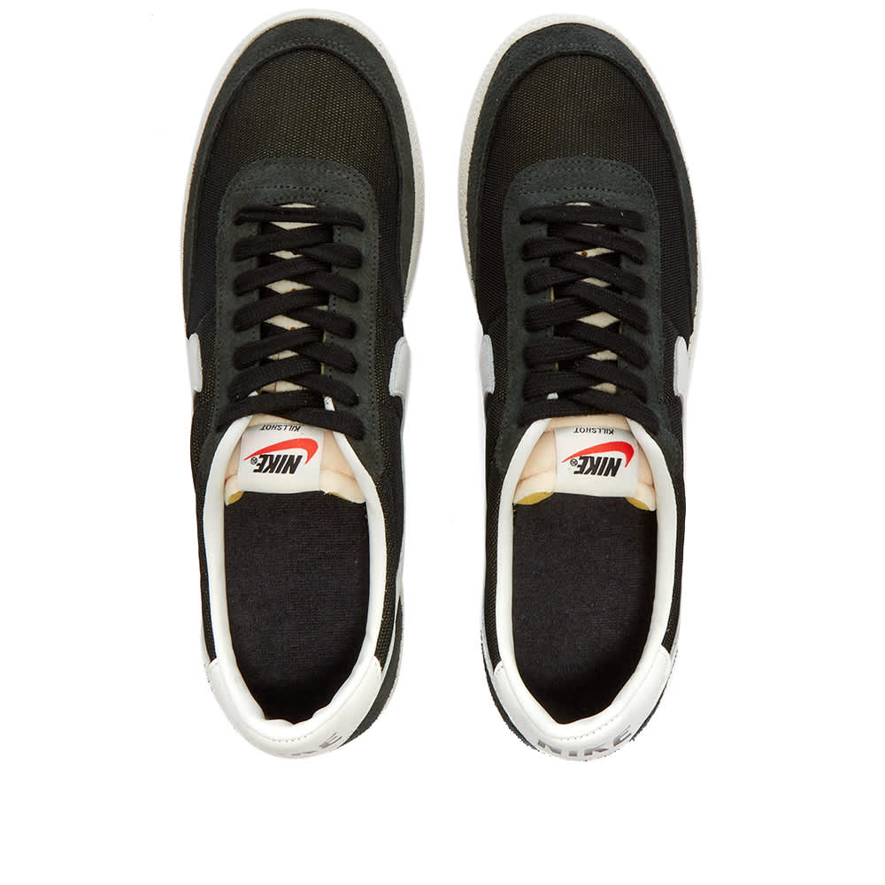 Nike Killshot SP - Black,  White & Off Noir
