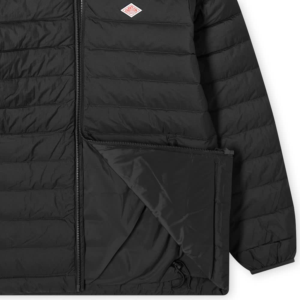 Danton Middle Down Jacket - Black