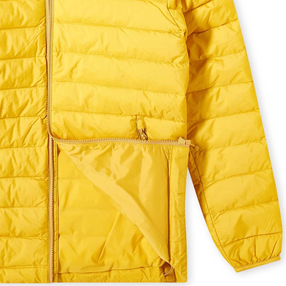 Danton Middle Down Jacket - Mustard