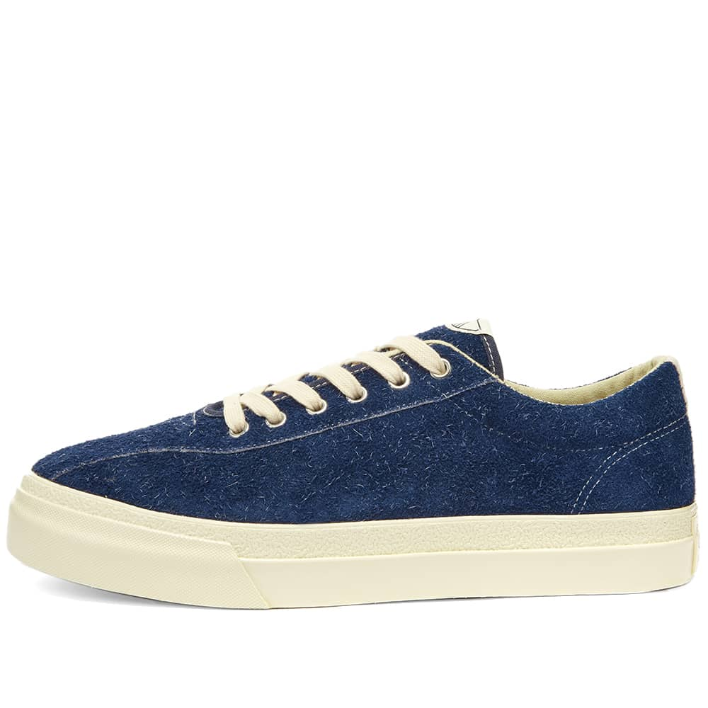 Stepney Workers Club Dellow Hairy Suede - Ink