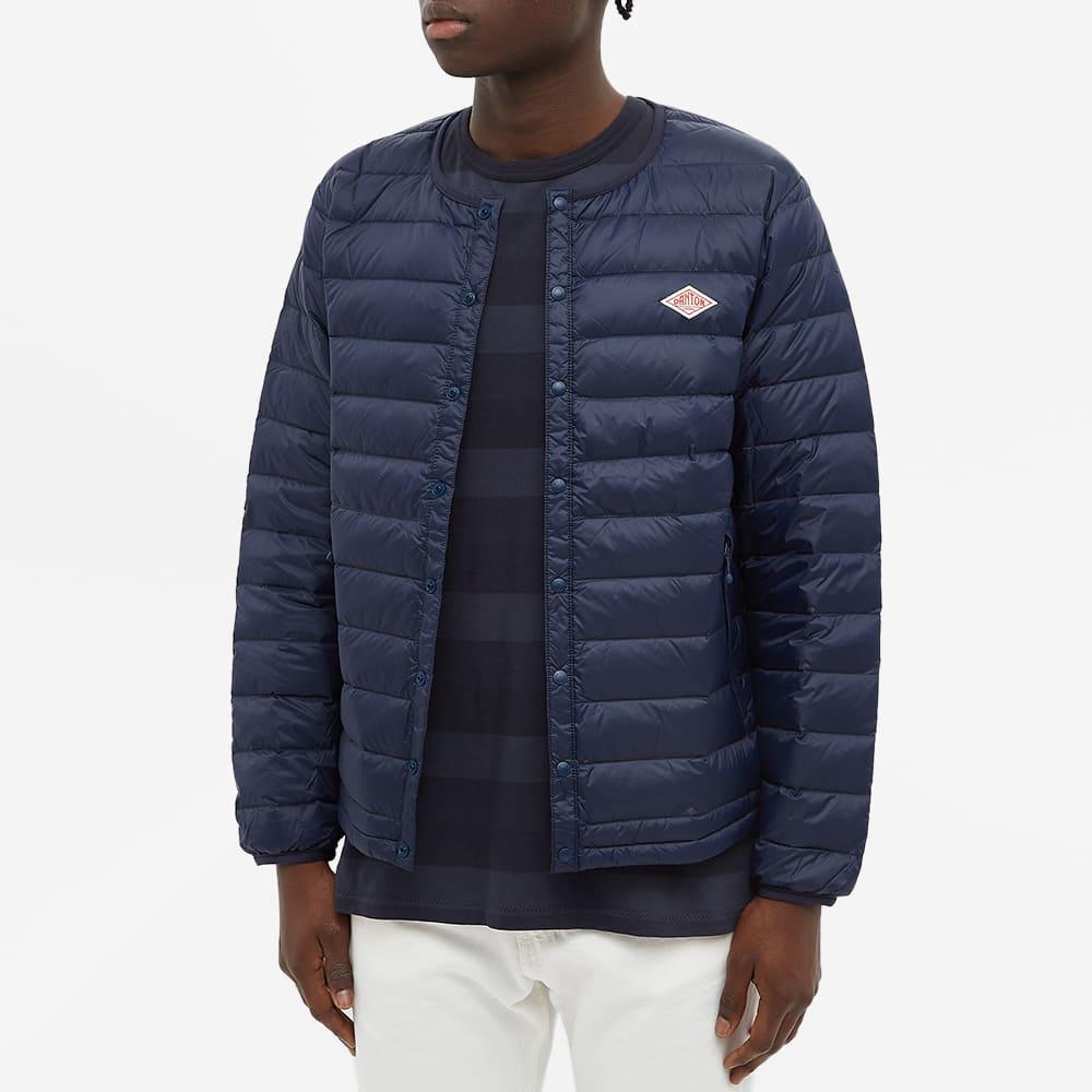 Danton Inner Down Jacket - Navy