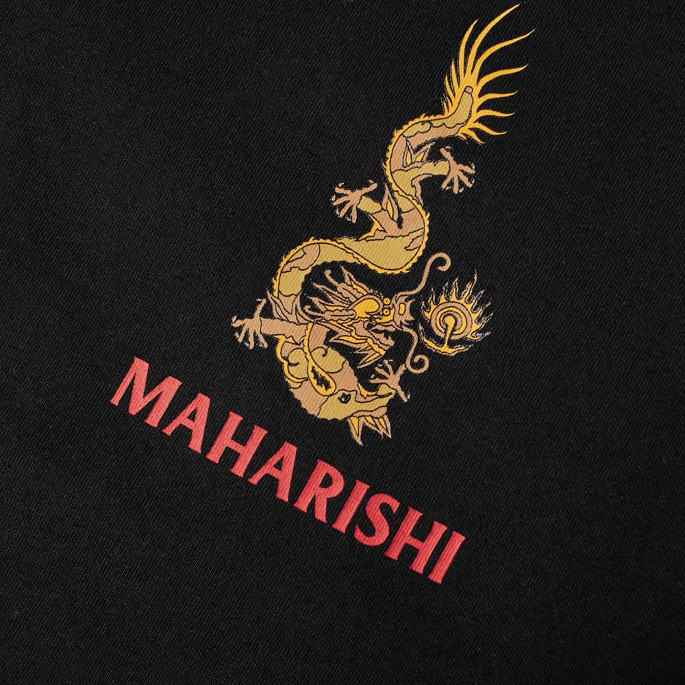 Maharishi Art Of War And Peace Tee - Black