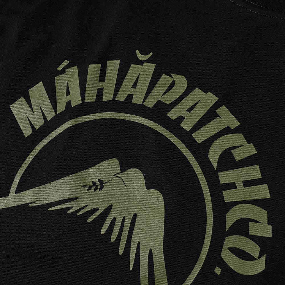 Maharishi Maha Patch Tee - Black
