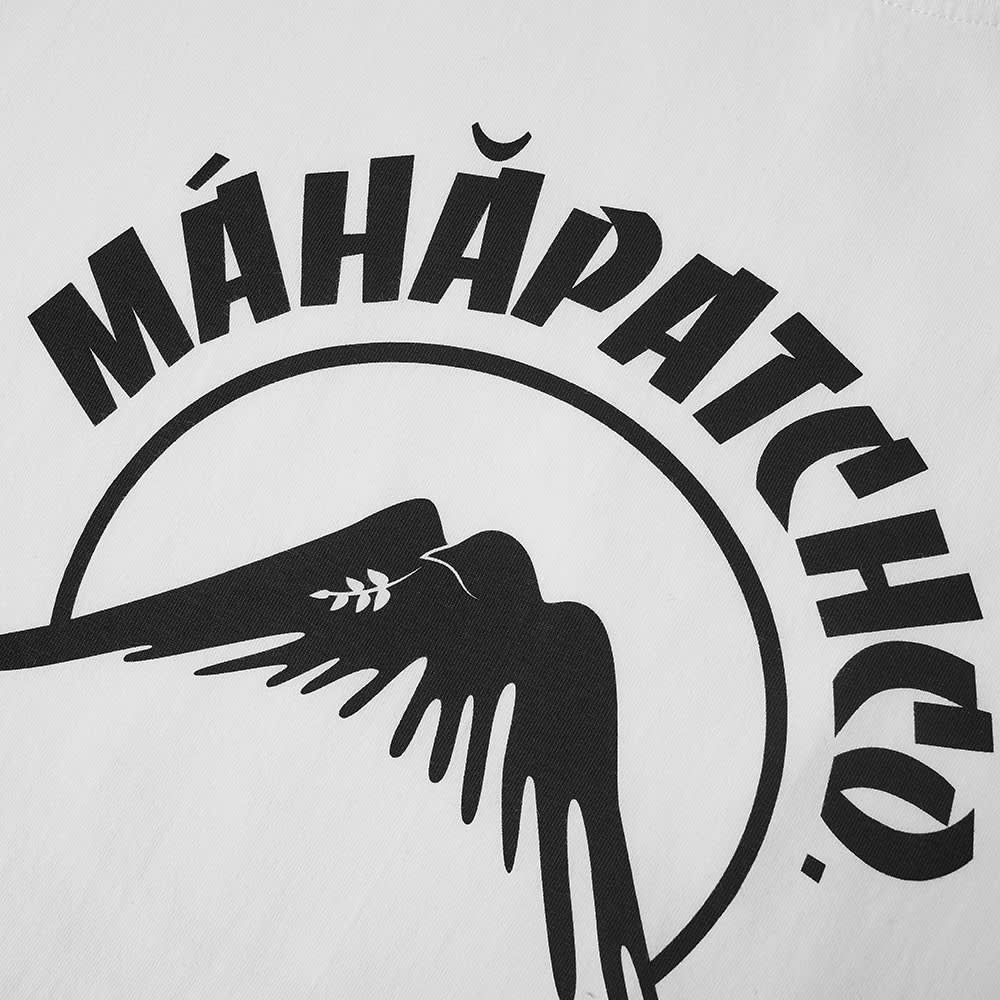 Maharishi Maha Patch Tee - White