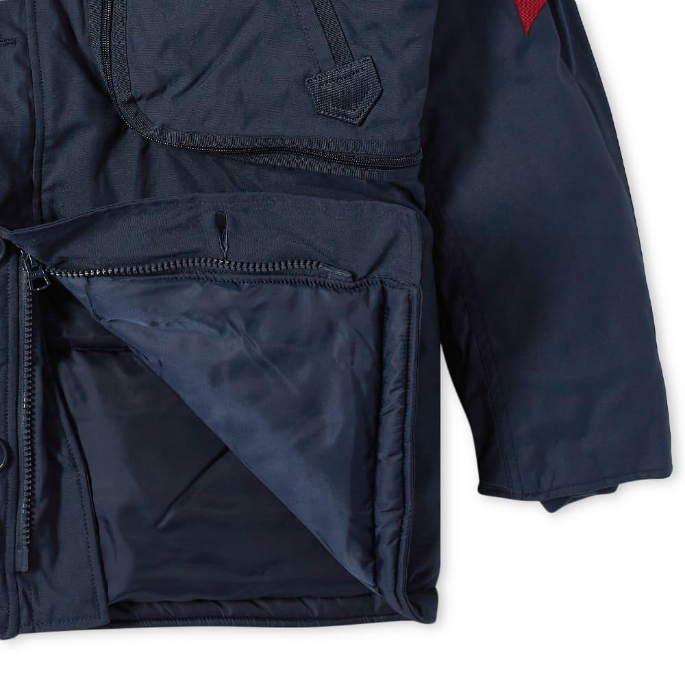 Alpha Industries Polar Jacket - Replica Blue