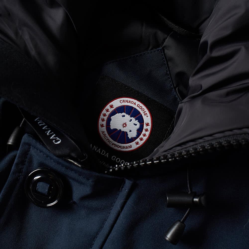 Canada Goose Chateau Jacket - Ink Blue