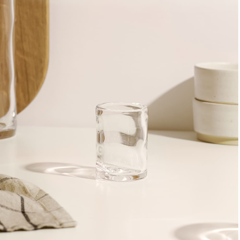 Frama Small Glass - Clear