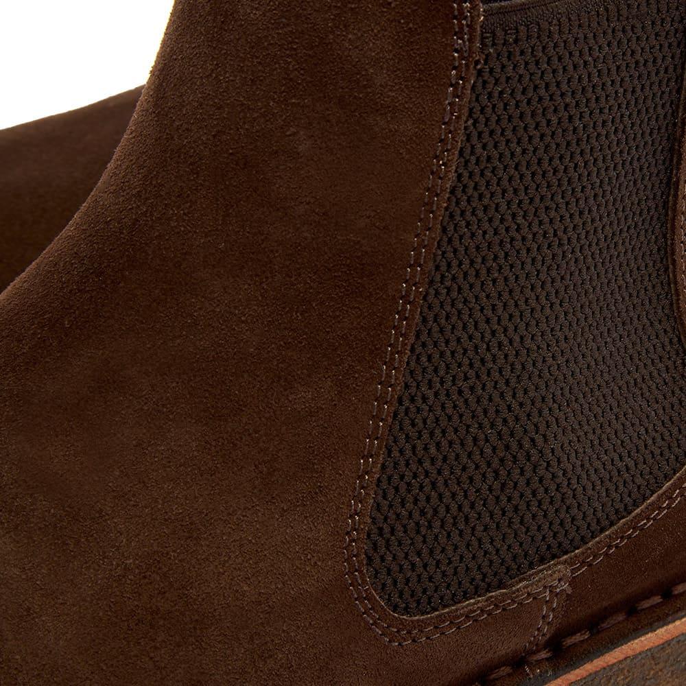 Astorflex Bitflex Chelsea Boot - Dark Chestnut