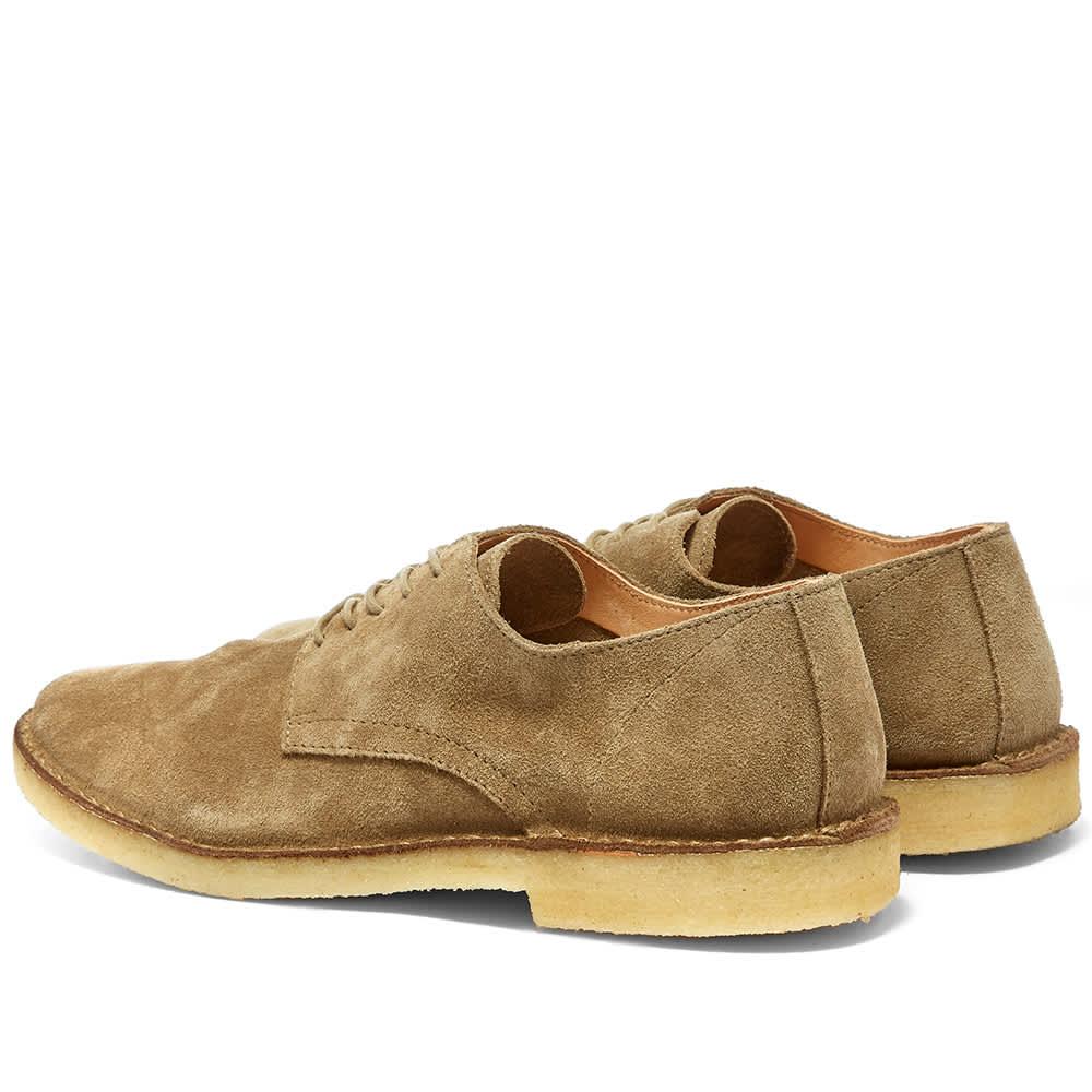 Astorflex Coastflex Derby Shoe - Stone