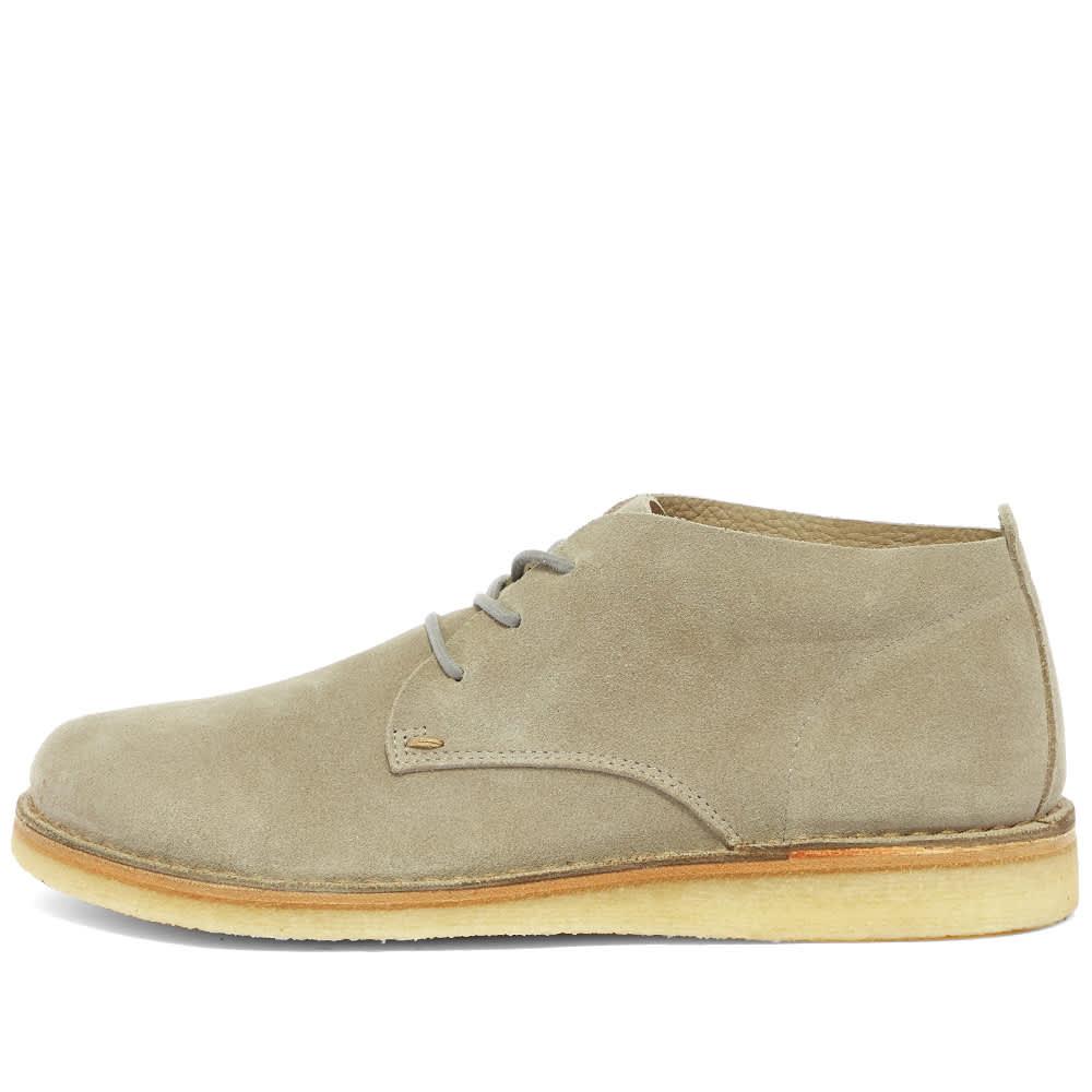 Astorflex Ettoflex Wedge Sole Boot - Grey