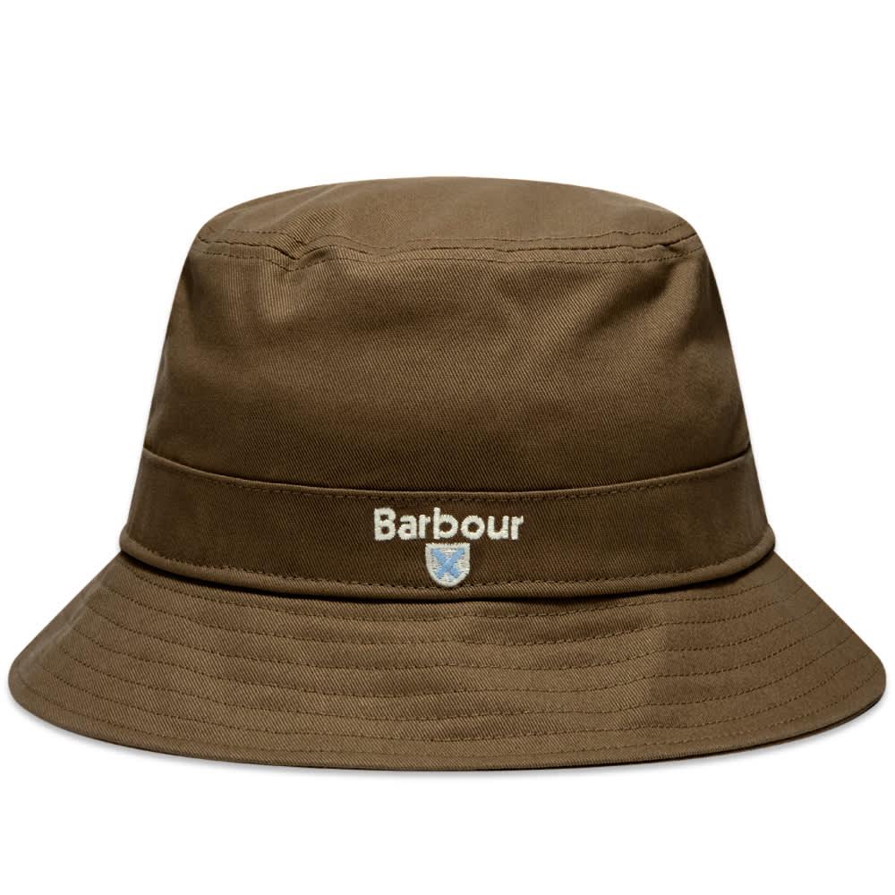 Barbour Cascade Bucket Hat - Olive