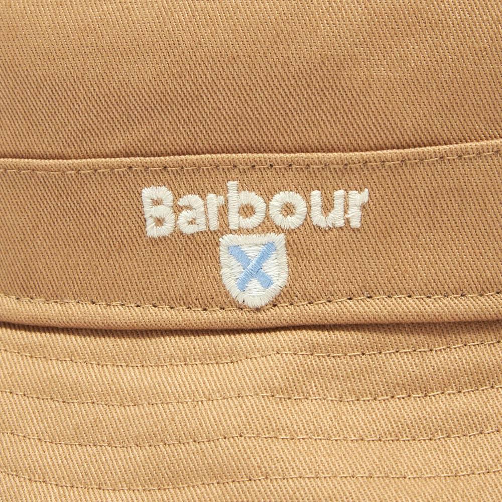 Barbour Cascade Bucket Hat - Stone