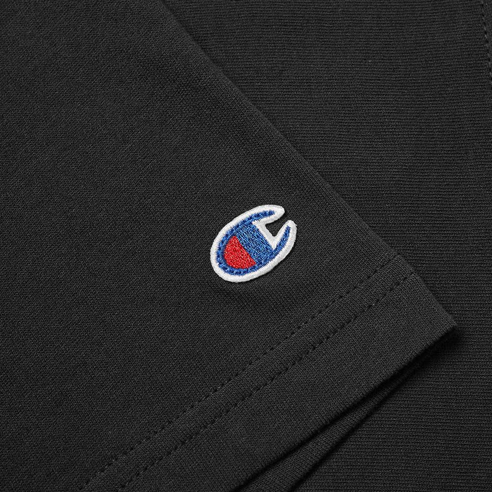Champion Reverse Weave Classic Tee - Black