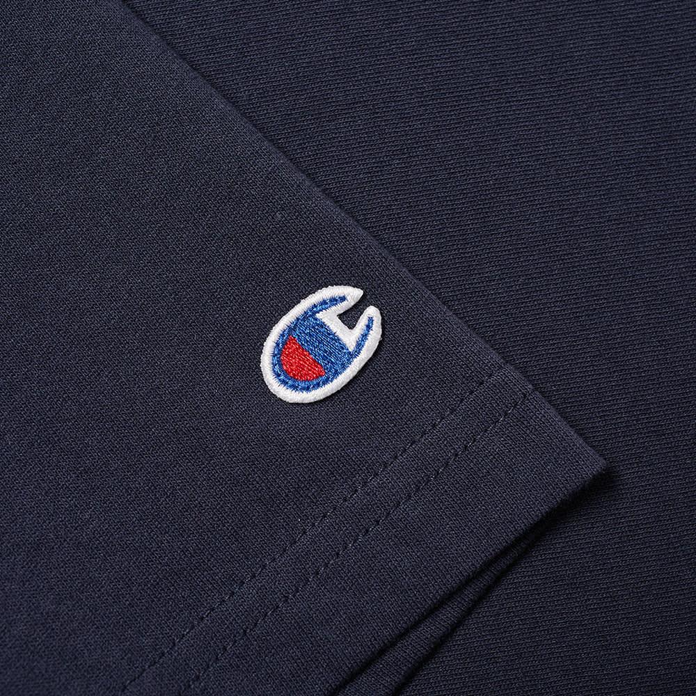 Champion Reverse Weave Classic Tee - Navy