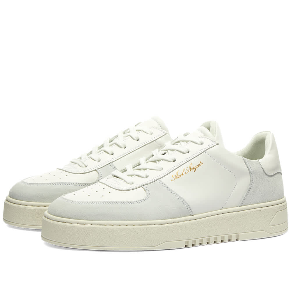 Axel Arigato Orbit Sneaker - White & Grey