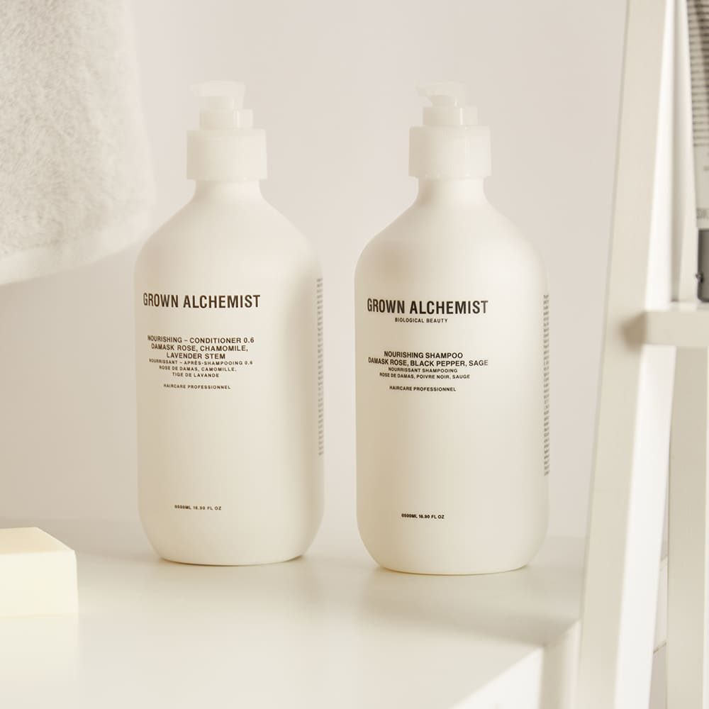 Grown Alchemist Nourishing Shampoo - 500ml