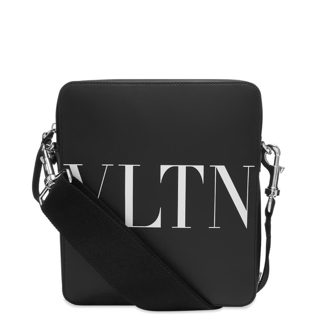Valentino VLTN Cross Body Bag - Black & White