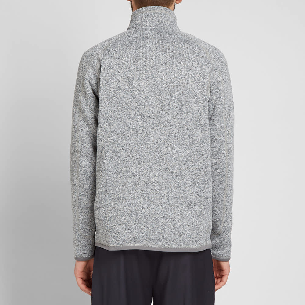 Patagonia Better Sweater 1/4 Zip Jacket - Stonewash