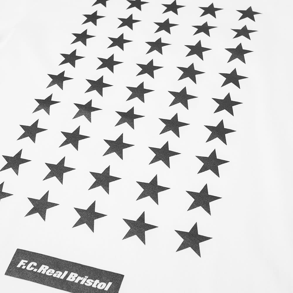 F.C. Real Bristol 45 Stars Tee - White