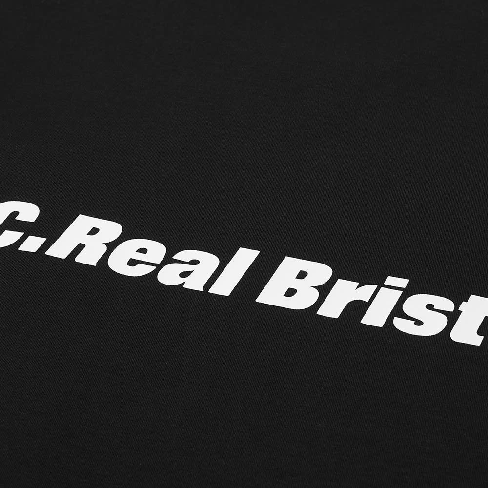 F.C. Real Bristol Crew Sweat - Black