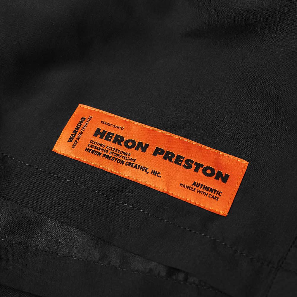 Heron Preston Swimshort - Black