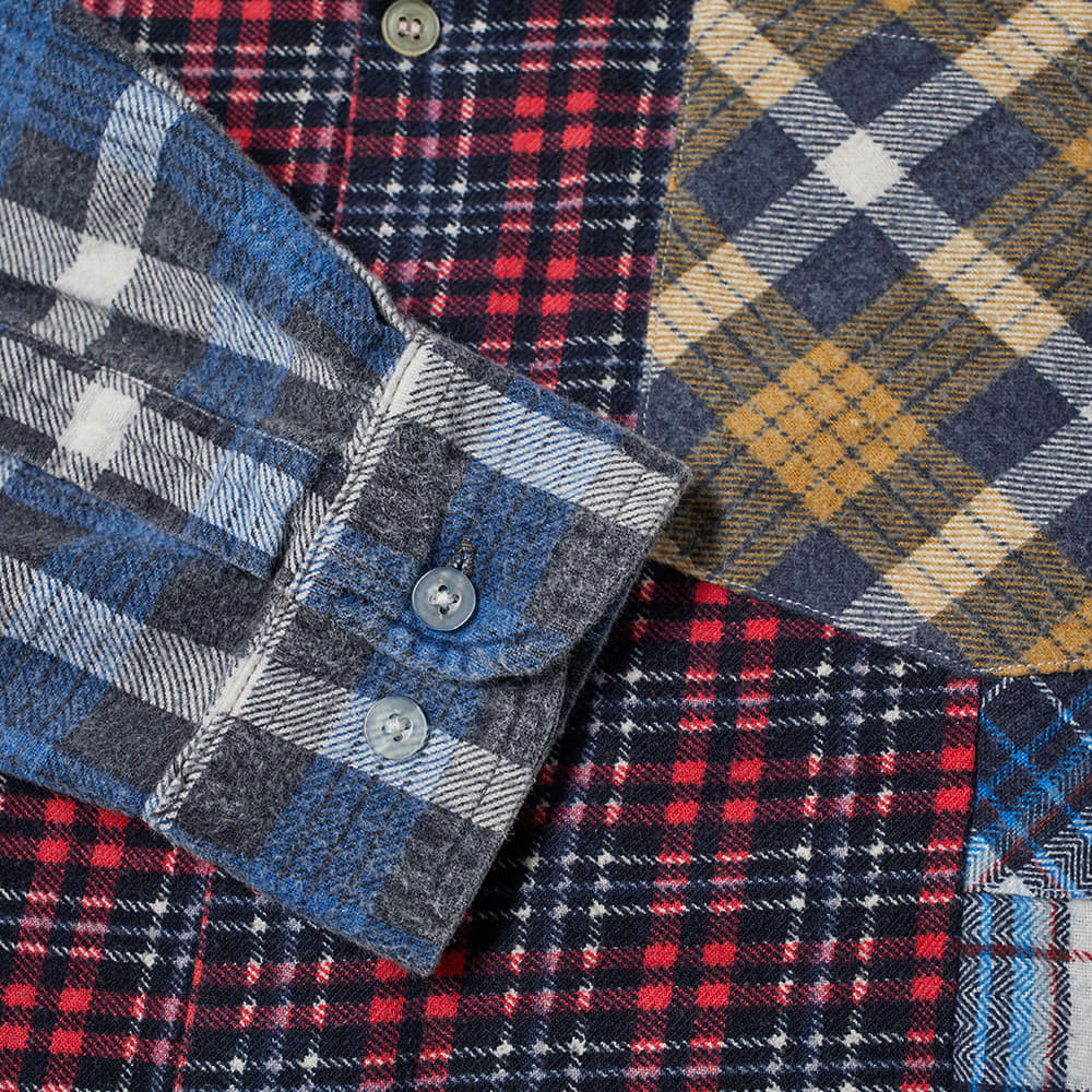 Needles 7 Cuts Flannel Shirt - Assorted