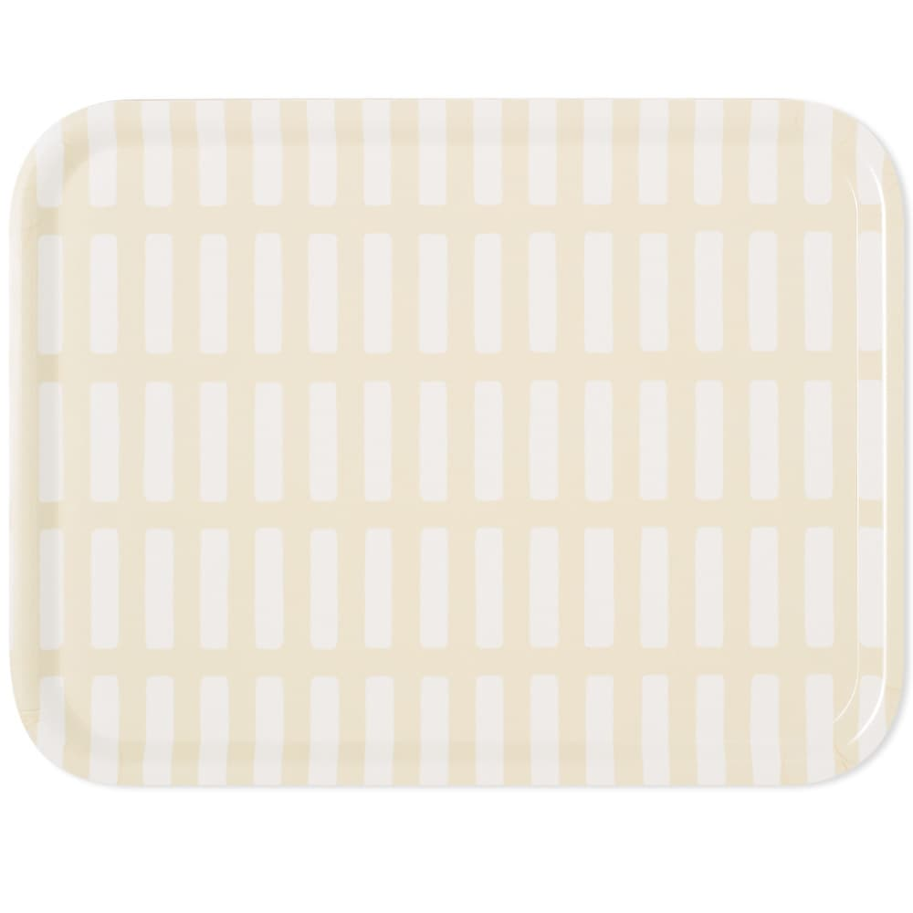 Artek Siena Tray - Large - Sand & White