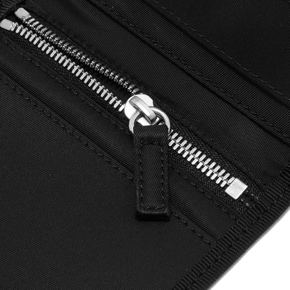 Palm Angels Logo Wallet - Black & White