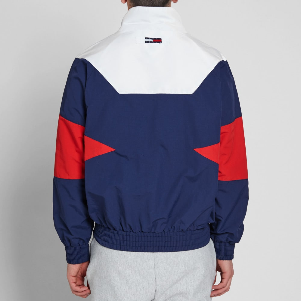 Tommy Jeans 5.0 90s Track Jacket - Peacoat & Multi