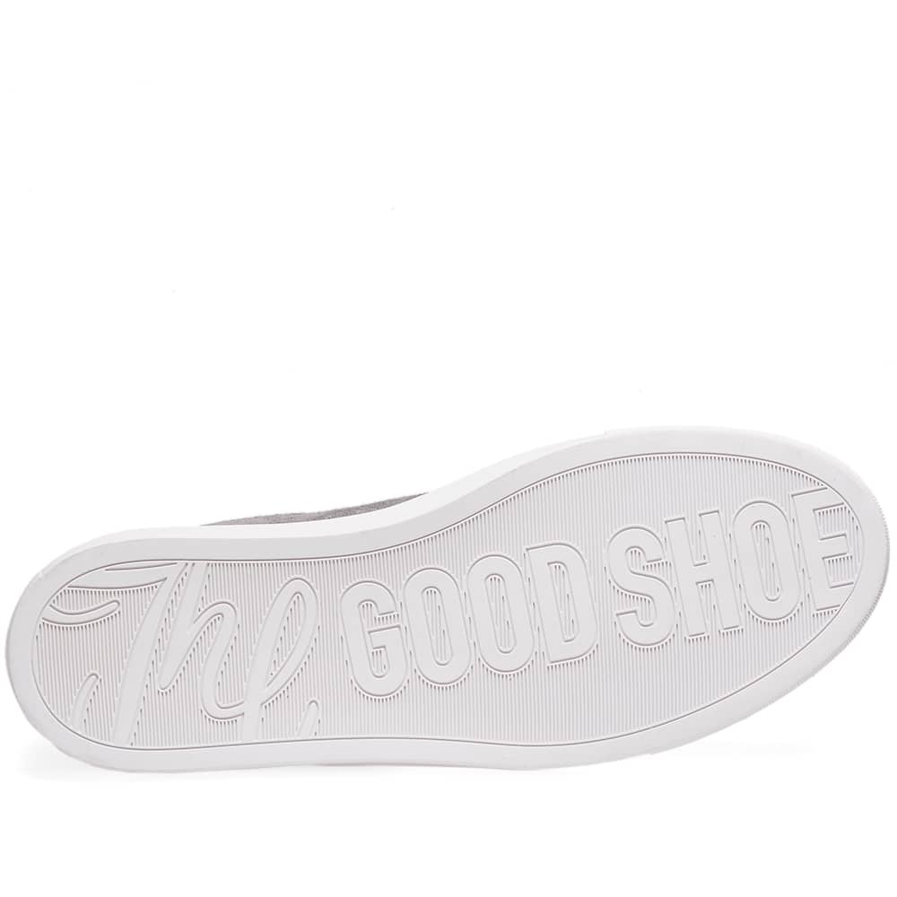 Grenson Sneaker 1 - Ash Suede