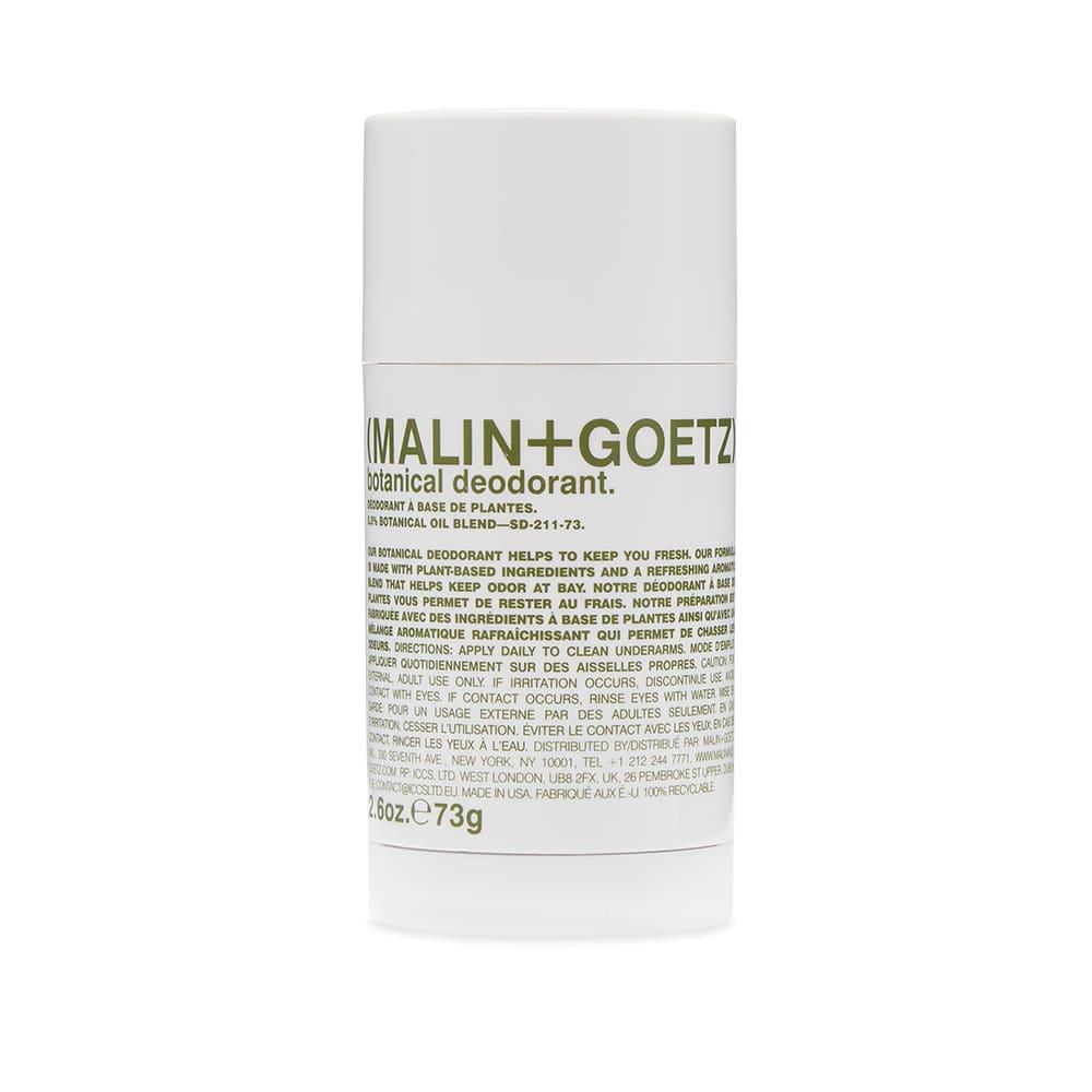 Malin + Goetz Botanical Deodorant - 73g