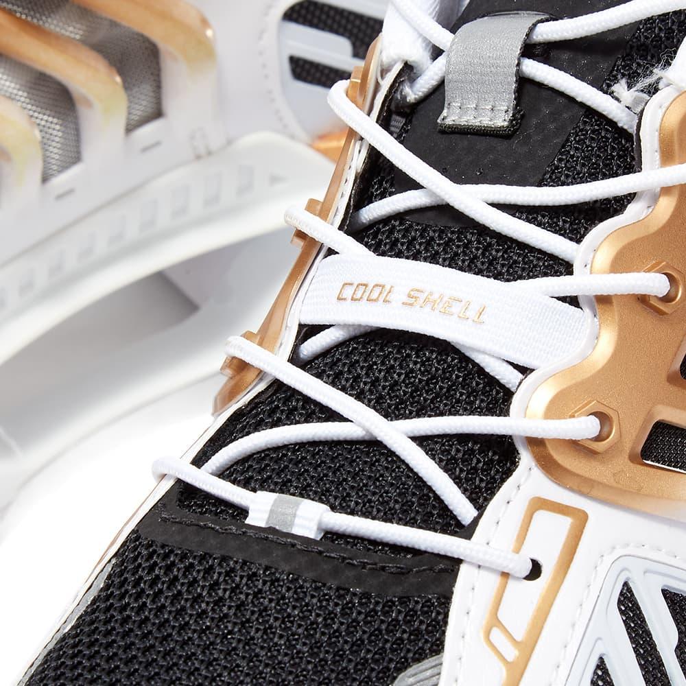 Li-Ning Xuankong Sneaker - White, Black & Red Gold