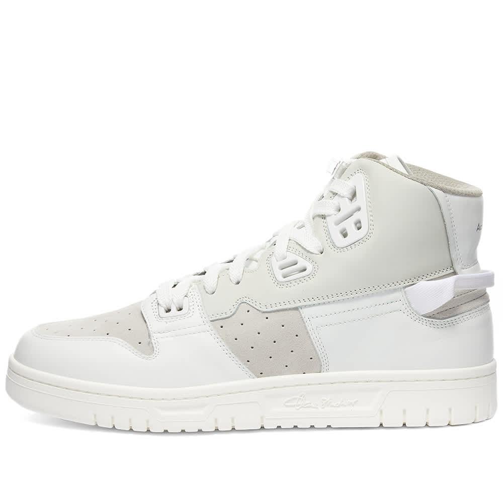 Acne Studios Perey Face 2 Strap Sneaker - Multi & White