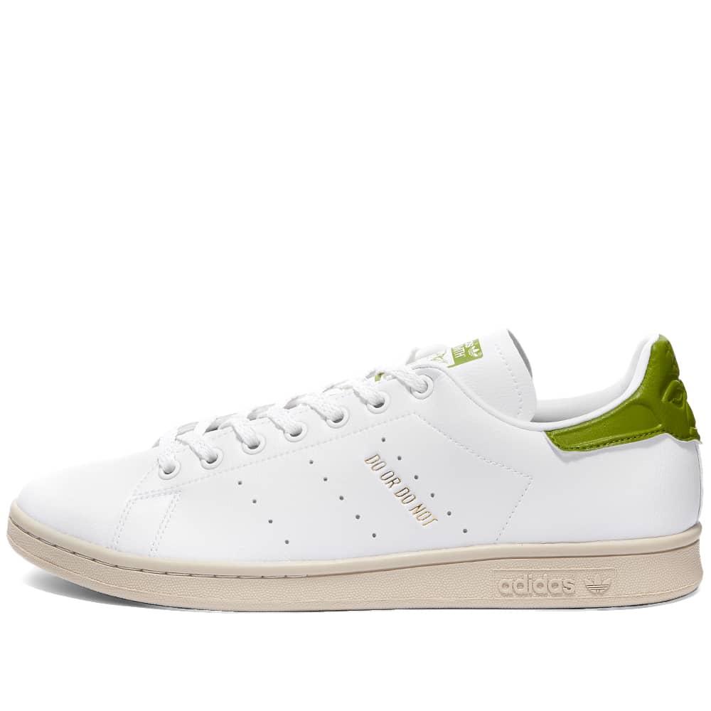 Adidas x Disney Stan Smith  Yoda - White, Pantone & Brown