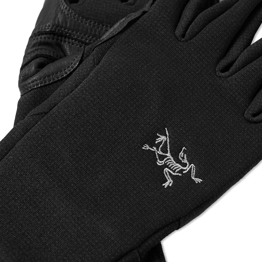 Arc'teryx Rivet Polartech Glove - Black