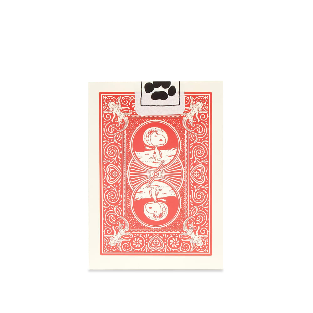 FRESHTHINGS x Peanuts x Medicom Bicycle Playing Cards - Astronaut
