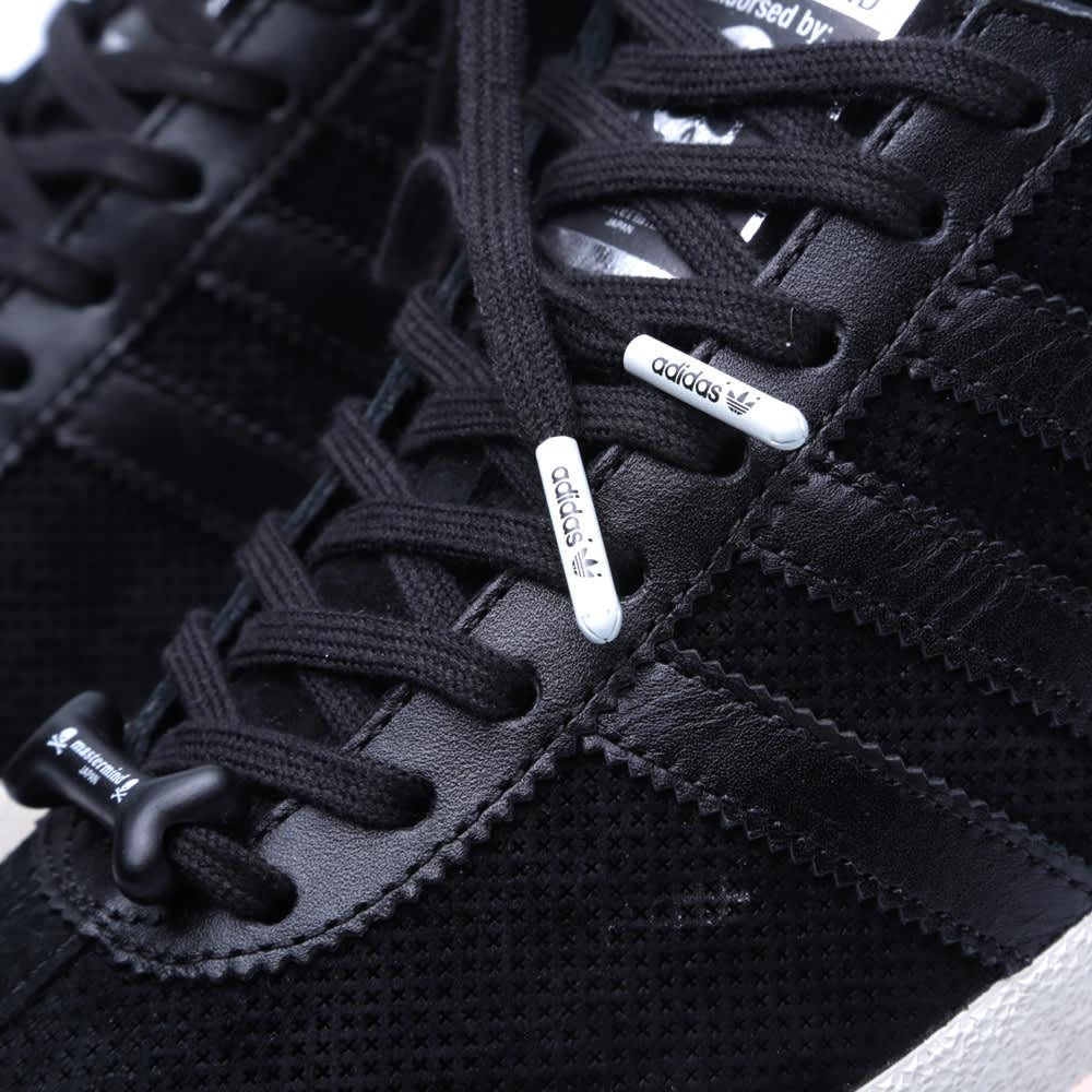mastermind japan x adidas gazelle og