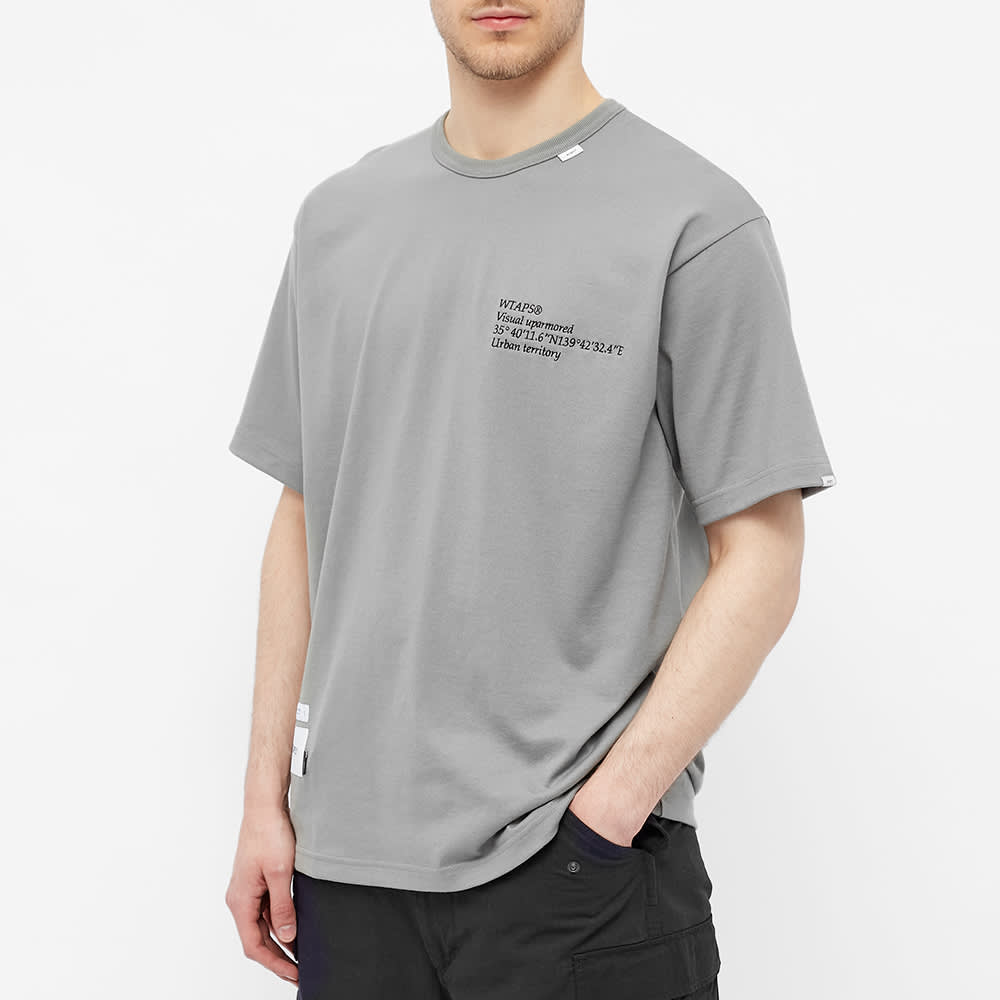 WTAPS Insect 03 Tee - Grey